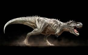 это тираннозавр